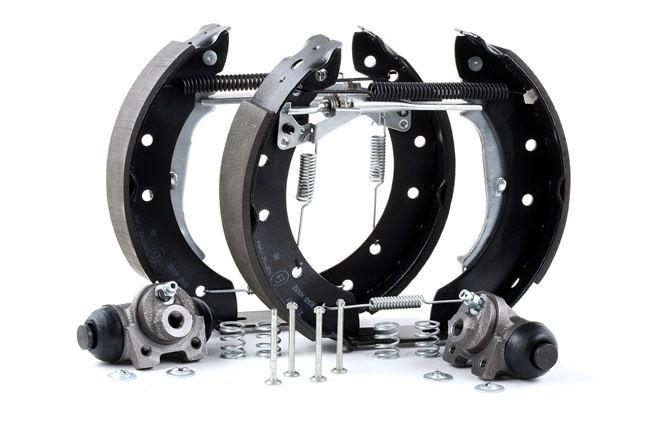 Bremsensatz, Trommelbremse SPK 3199.03 Twingo I Schrägheck 1.2 16V 75 PS Premium Autoteile-Angebot
