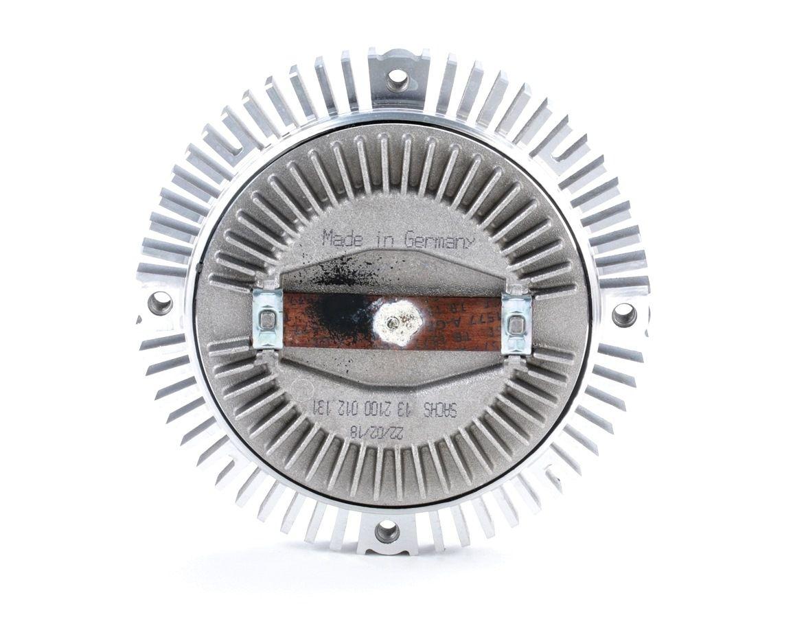 Sankaba, radiatoriaus ventiliatorius 2100 012 131 SACHS — tik naujos dalys