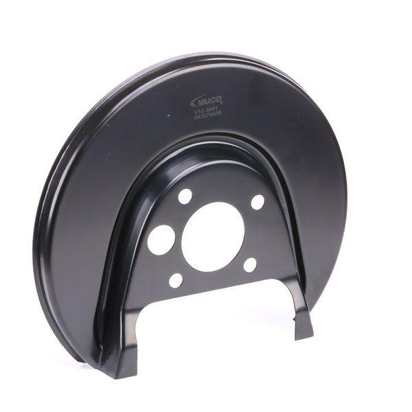 Protectie stropire, disc frana V10-3891 Golf IV Hatchback (1J1) 1.9 TDI 90 CP piese de schimb originale