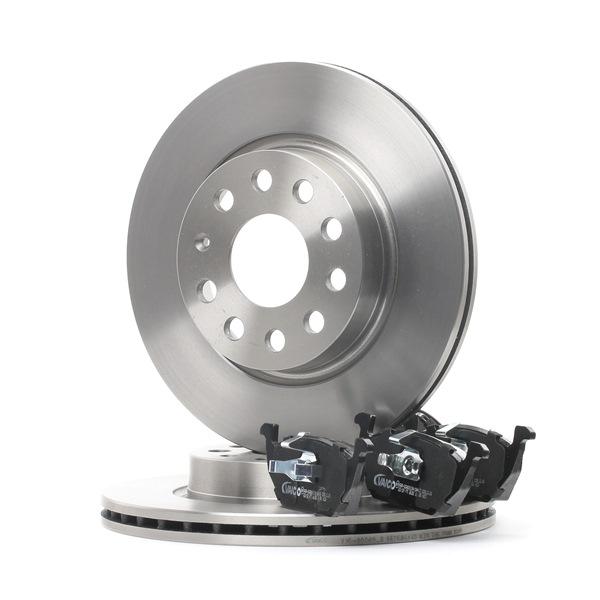 Kit frenos, freno de disco V10-90003 — Mejores ofertas actuales en OE 1K0 615 301AC repuestos de coches