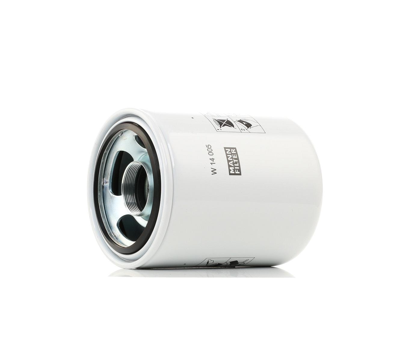 Nutzfahrzeuge MANN-FILTER Filter, Arbeitshydraulik W 14 005 kaufen