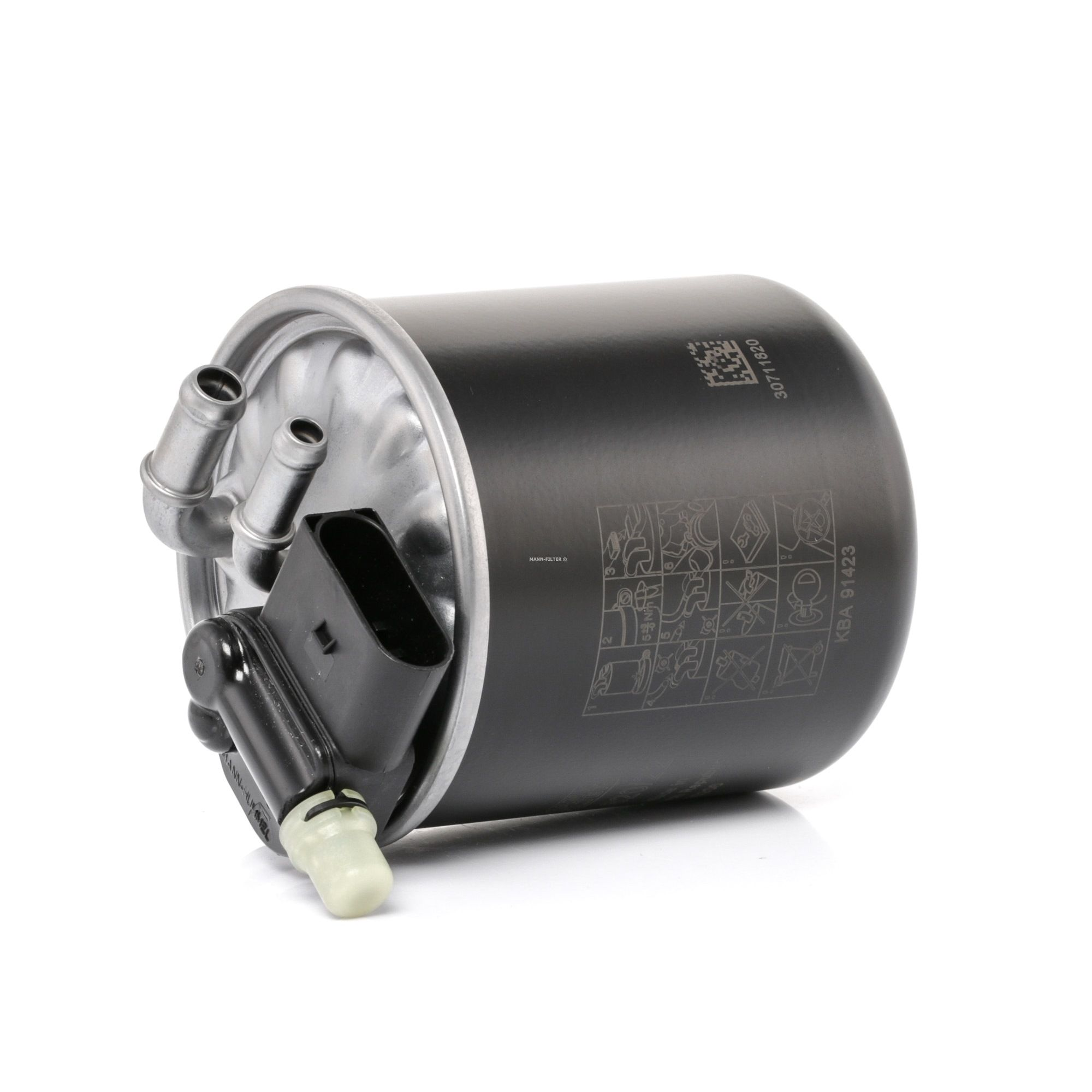 Acquistare ricambi originali MANN-FILTER Filtro carburante WK 820/22