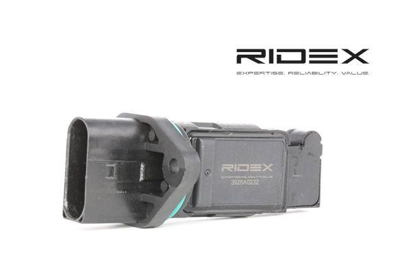 compre RIDEX Medidor de massa de ar 3926A0232 a qualquer hora