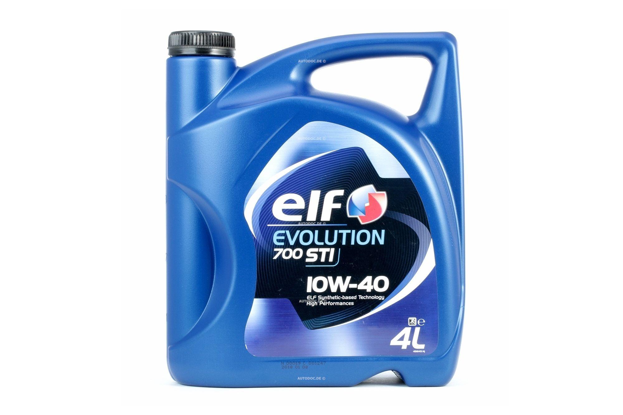 Motoröl ELF 2202841