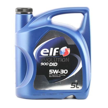 2194881 ELF Evolution, 900 DID 5W-30, 5l, Synthetiköl Motoröl 2194881 günstig kaufen