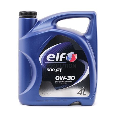 2195413 ELF Evolution, 900 FT 0W-30, 4l, Synthetiköl Motoröl 2195413 günstig kaufen