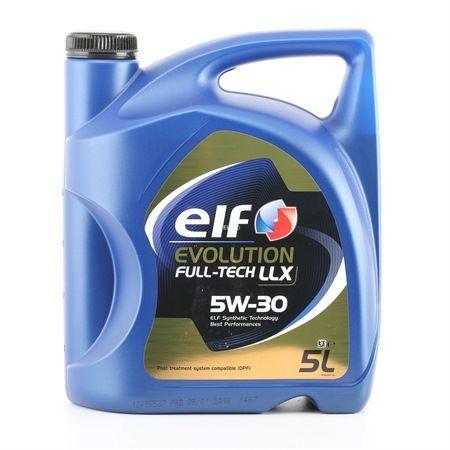 Qualitäts Öl von ELF 3267025010545 5W-30, 5l, Synthetiköl