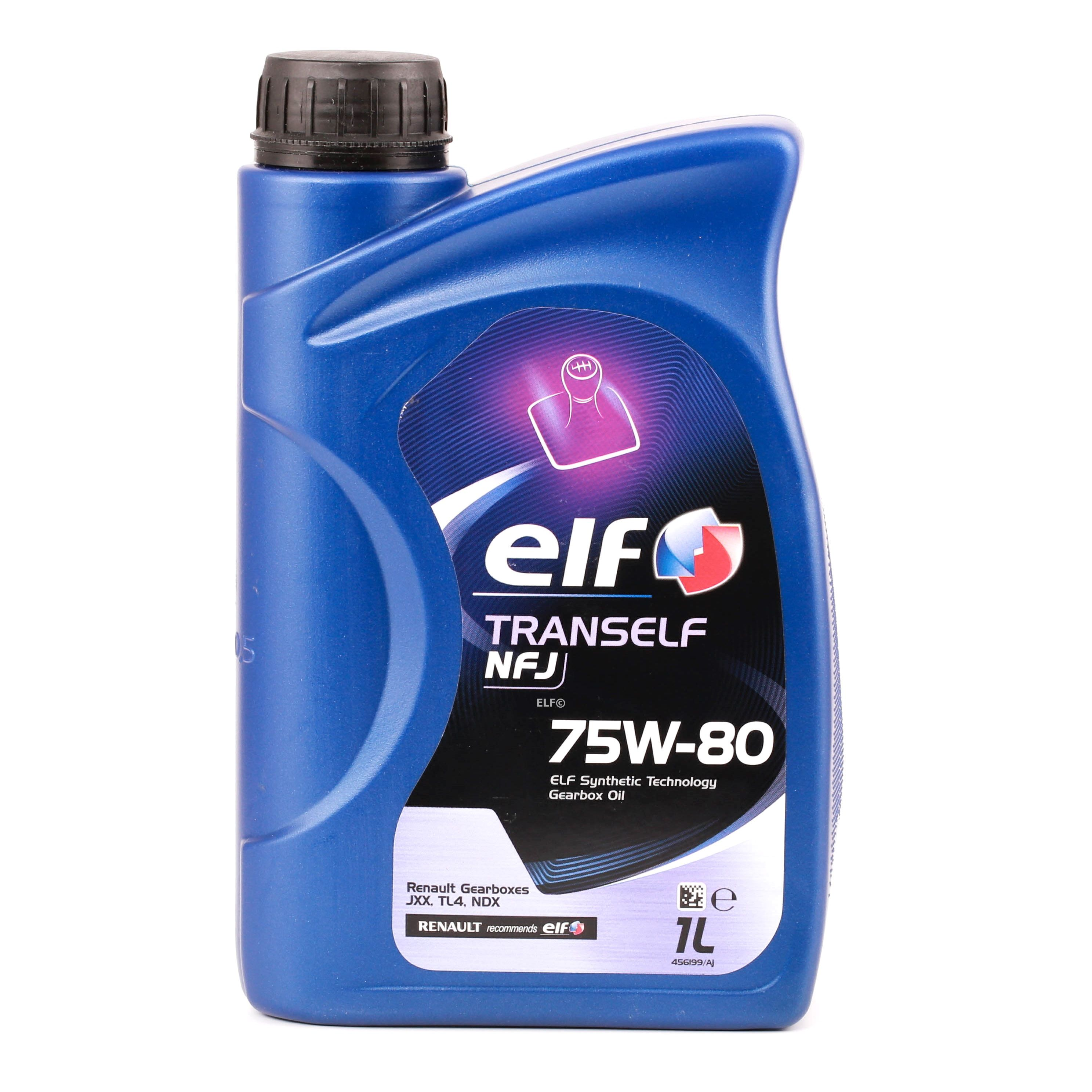 0501CA5005C7467307 ELF NFJ, TRANS 75W-80, Capacity: 1l API GL-4 Transmission Oil 2194757 cheap