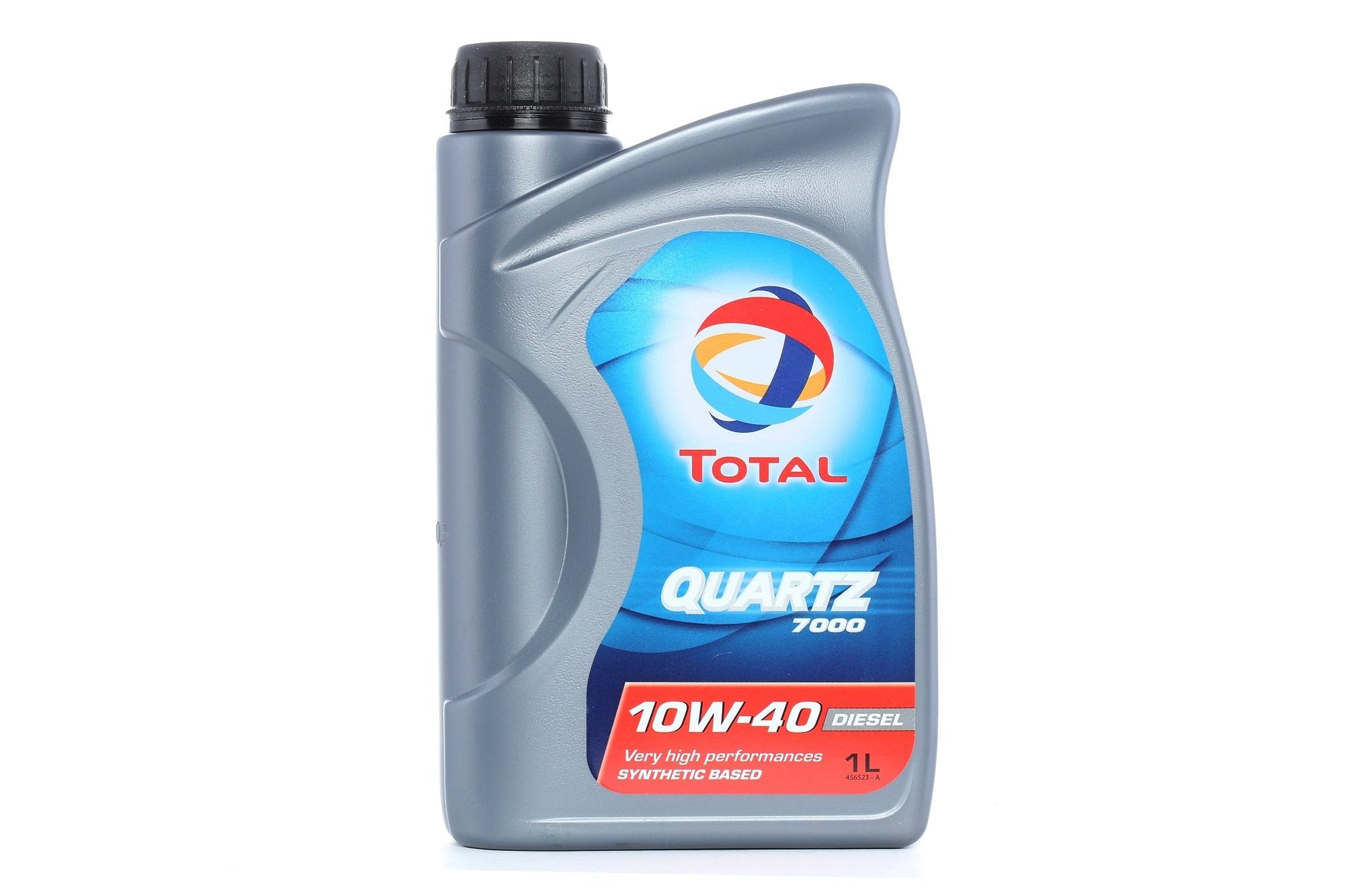 0501CA107C27466841 TOTAL Quartz, 7000 Diesel 10W-40, 1l, Teilsynthetiköl Motoröl 2201534 günstig kaufen