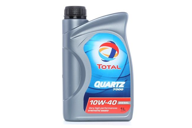 TOTAL 2201534 Motorenöl VW Vento 1h2 2.0 GL 1997 107 PS - Premium Autoteile-Angebot