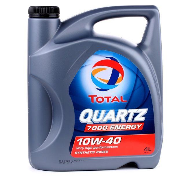 Qualitäts Öl von TOTAL 3425901019741 10W-40, 4l, Teilsynthetiköl