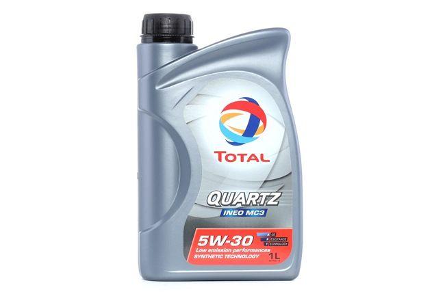 Qualitäts Öl von TOTAL 3425901018232 5W-30, 1l, Synthetiköl