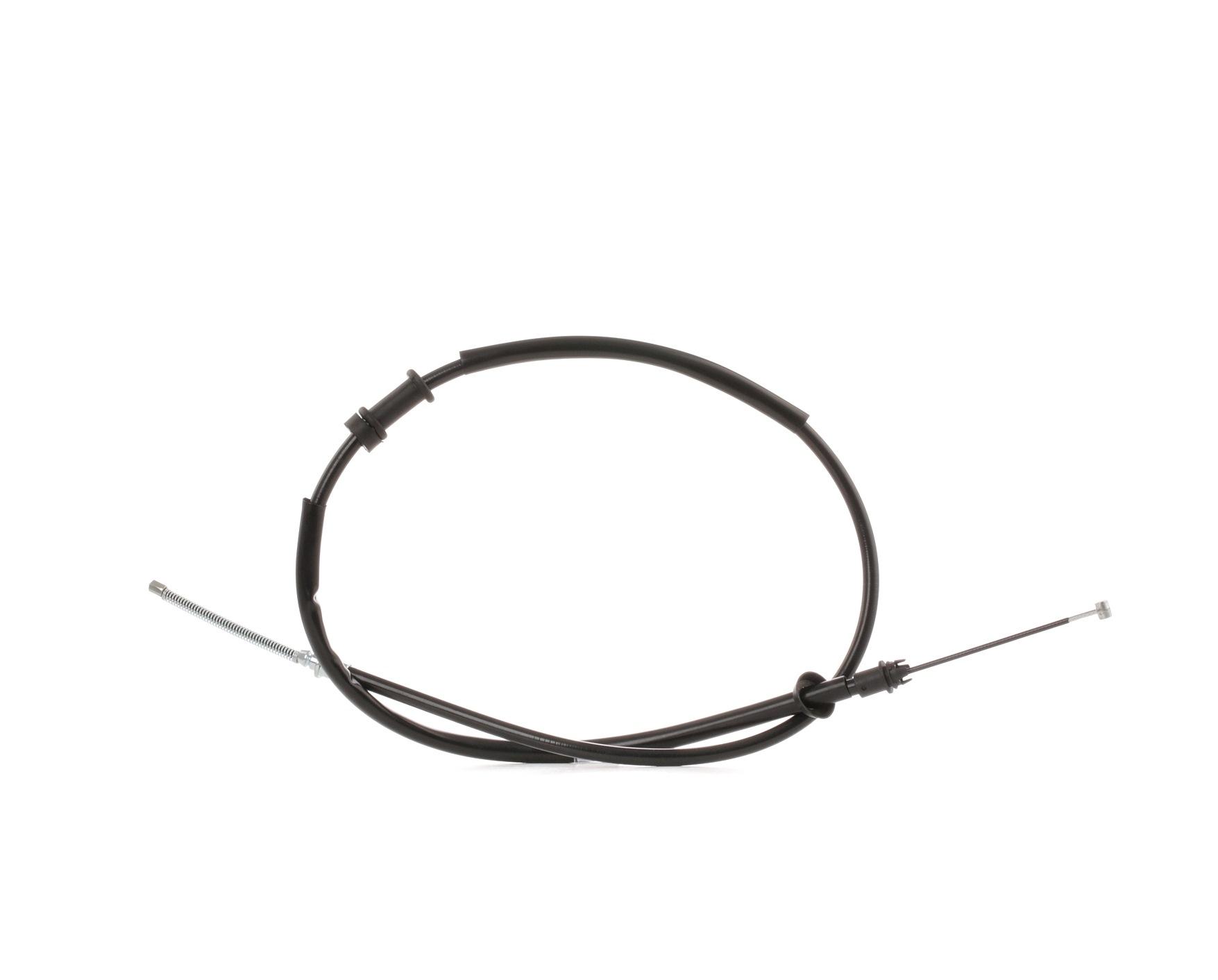 RIDEX: Original Handbremse 124C0545 (Länge: 1450/1202mm)