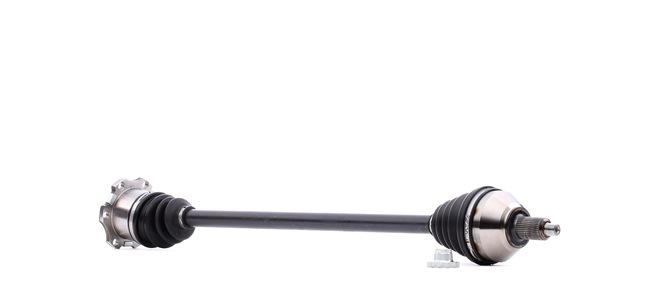 RIDEX: Original Gelenkwelle 13D0232 (Länge: 758mm, Außenverz.Radseite: 36) mit vorteilhaften Preis-Leistungs-Verhältnis
