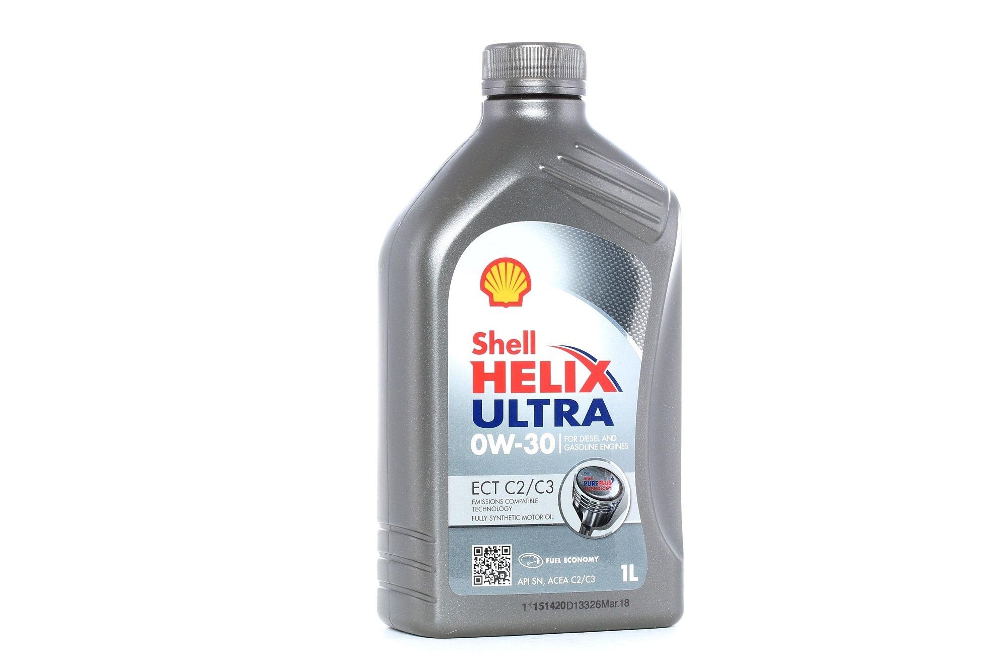 Motorenöl SHELL 550046305