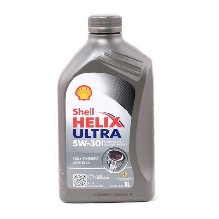 Original SHELL Auto Motoröl 5011987860537 5W-30, 1l, Synthetiköl