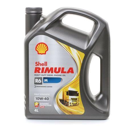 Original SHELL Motoröl 5011987026391 10W-40, 4l, Synthetiköl