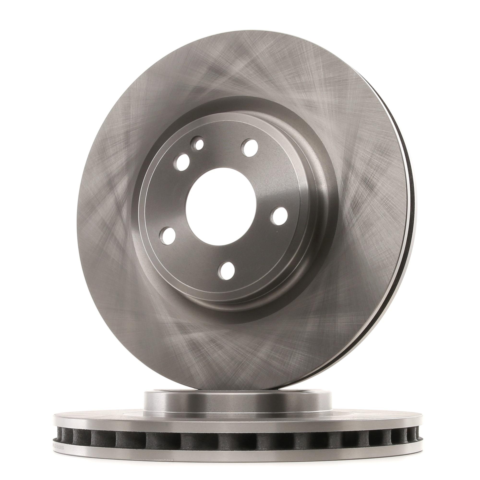 Bremsscheiben RIDEX 82B1625