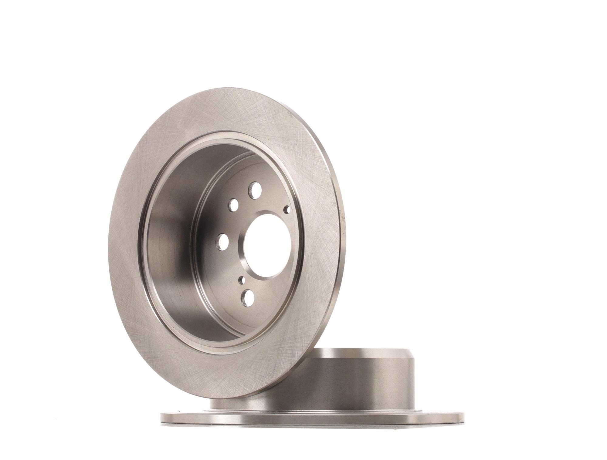 Bremsscheiben RIDEX 82B1626