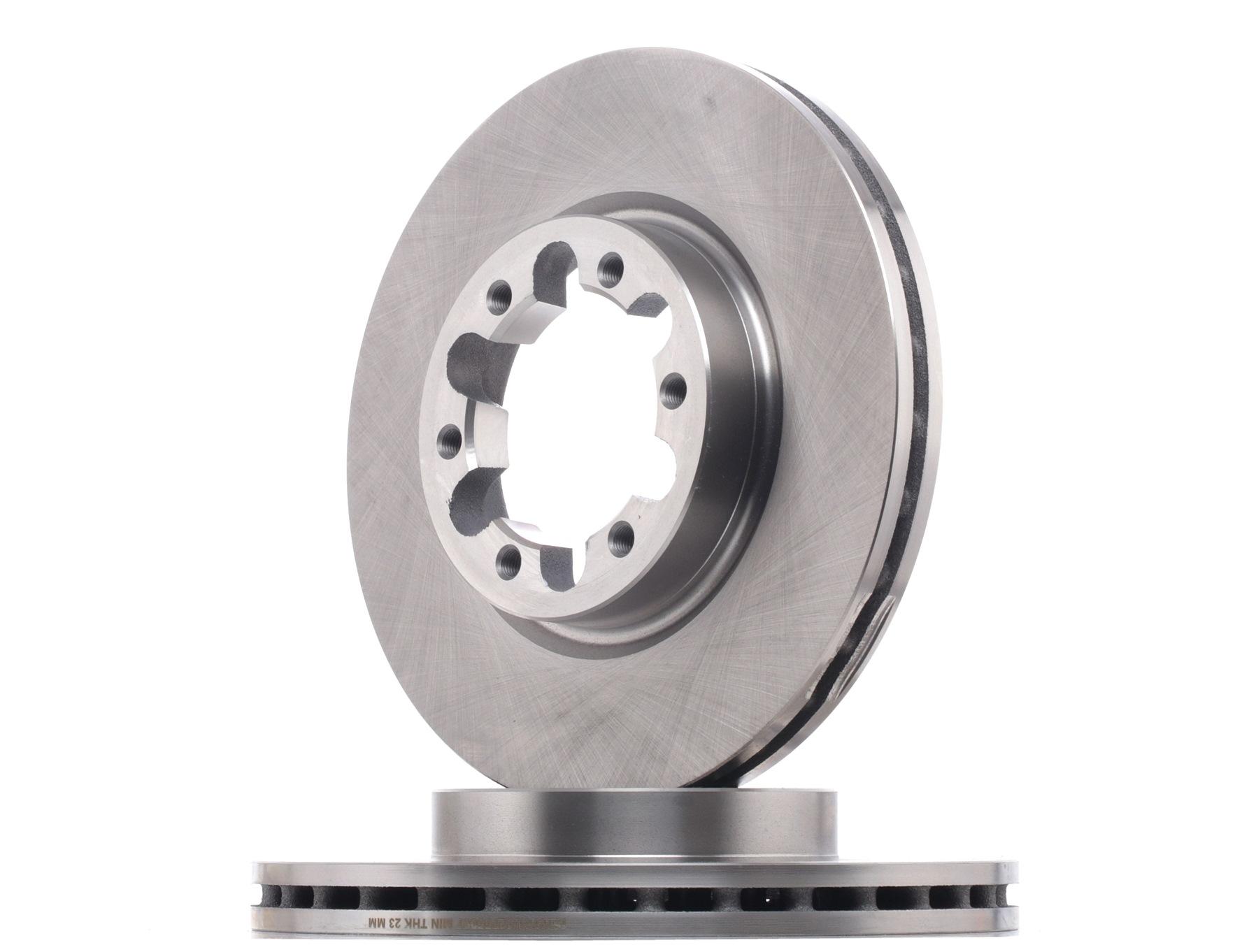 LKW Bremsscheibe RIDEX 82B1660 kaufen