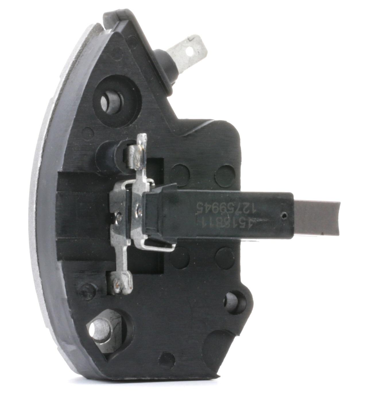NISSAN VERSA Generatorregler - Original RIDEX 288R0012 Nennspannung: 12V, Betriebsspannung: 14,5V