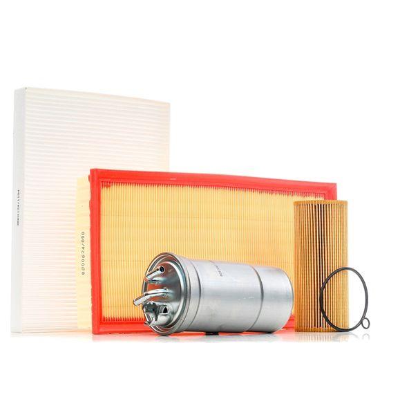 Filter-Satz 4055F0117 — aktuelle Top OE 1 100 696 Ersatzteile-Angebote