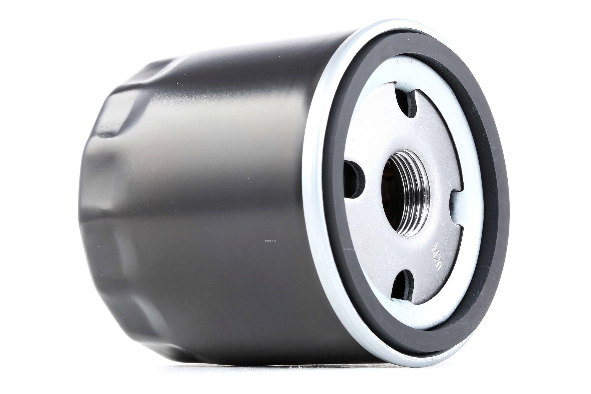 Motorölfilter RIDEX 7O0152