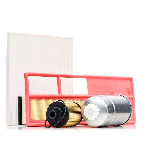 Original Filter-Satz 4055F0154 Fiat