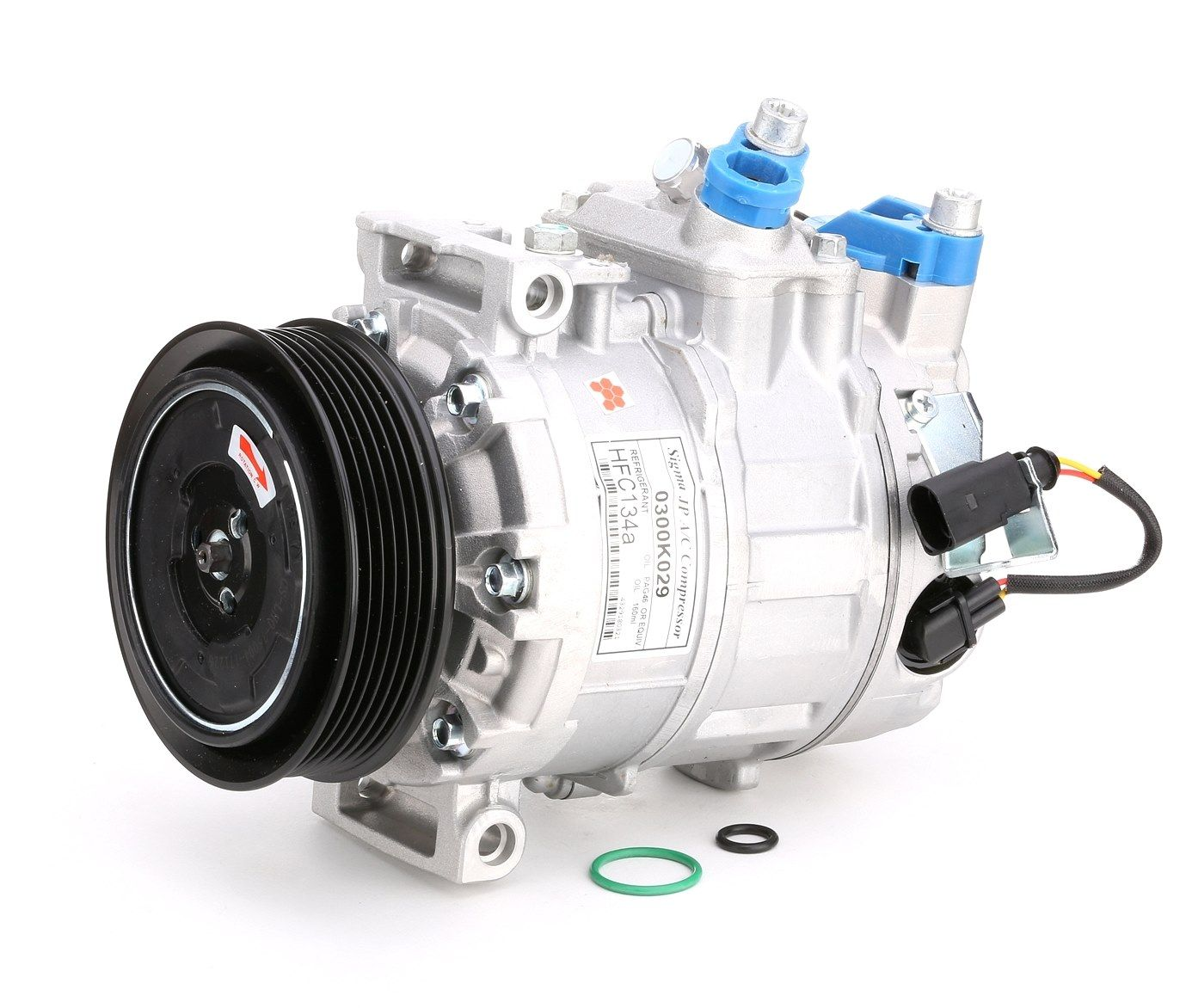 OE Original Kompressor Klimaanlage 0300K029 VAN WEZEL