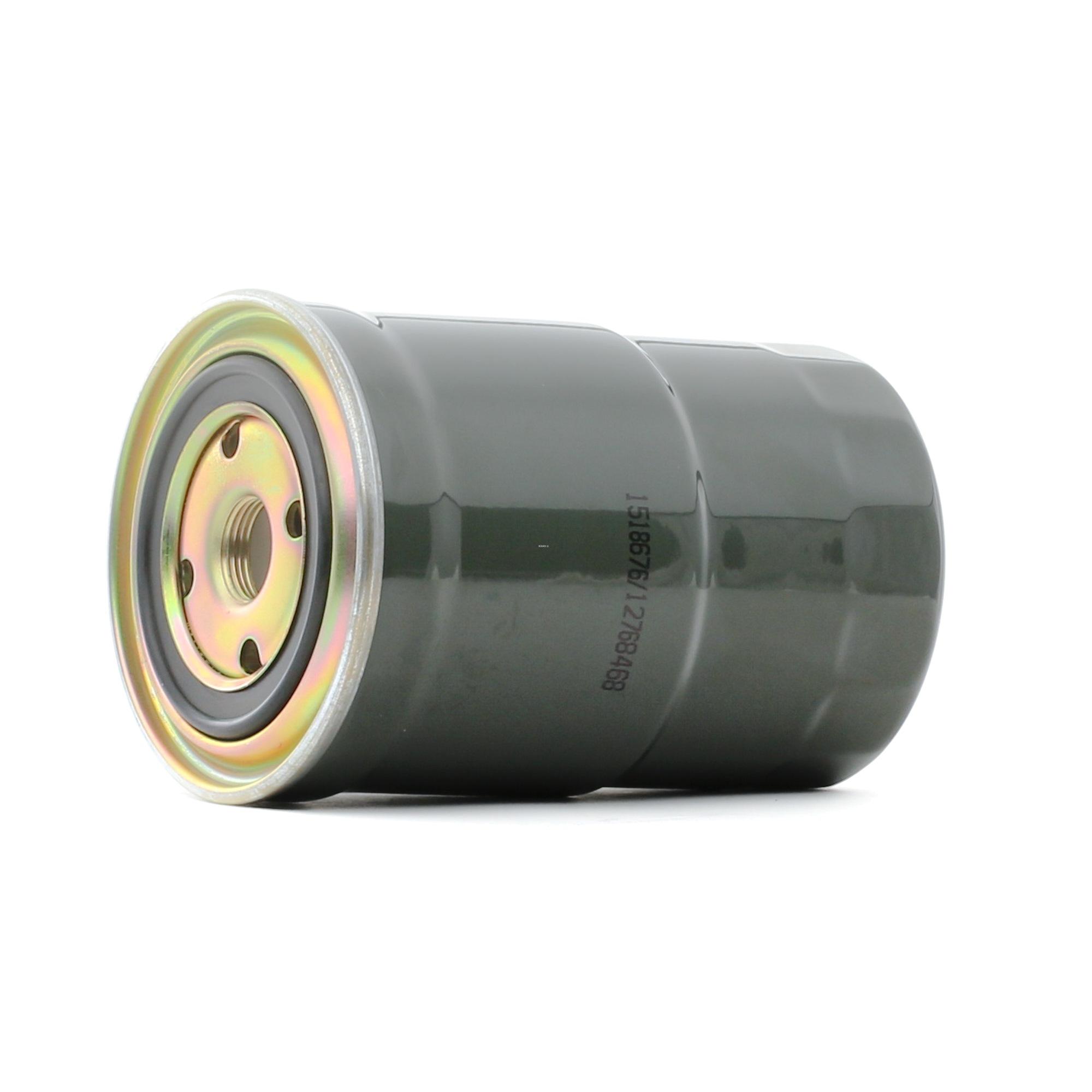 9F0125 RIDEX Brændstof-filter til MITSUBISHI Canter (FE5, FE6) 6.Generation - køb nu