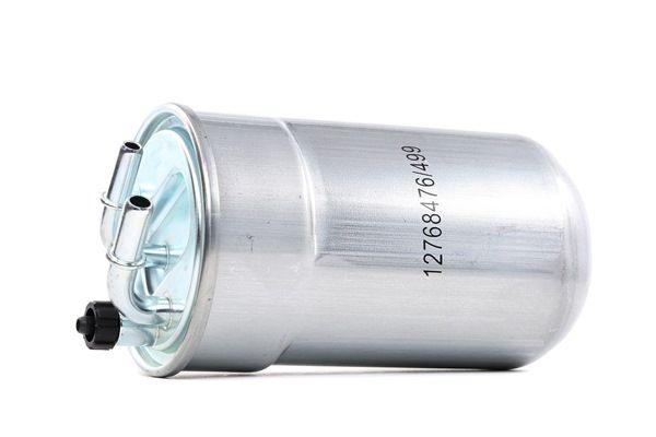 Brændstoffilter 9F0126 med et enestående RIDEX pris-ydelses-forhold