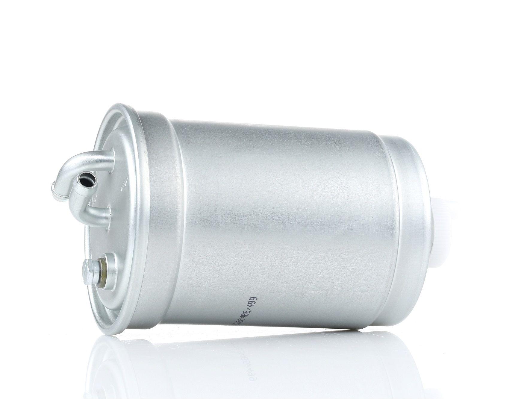 ROVER STREETWISE 2005 Spritfilter - Original RIDEX 9F0128 Höhe: 168,5mm