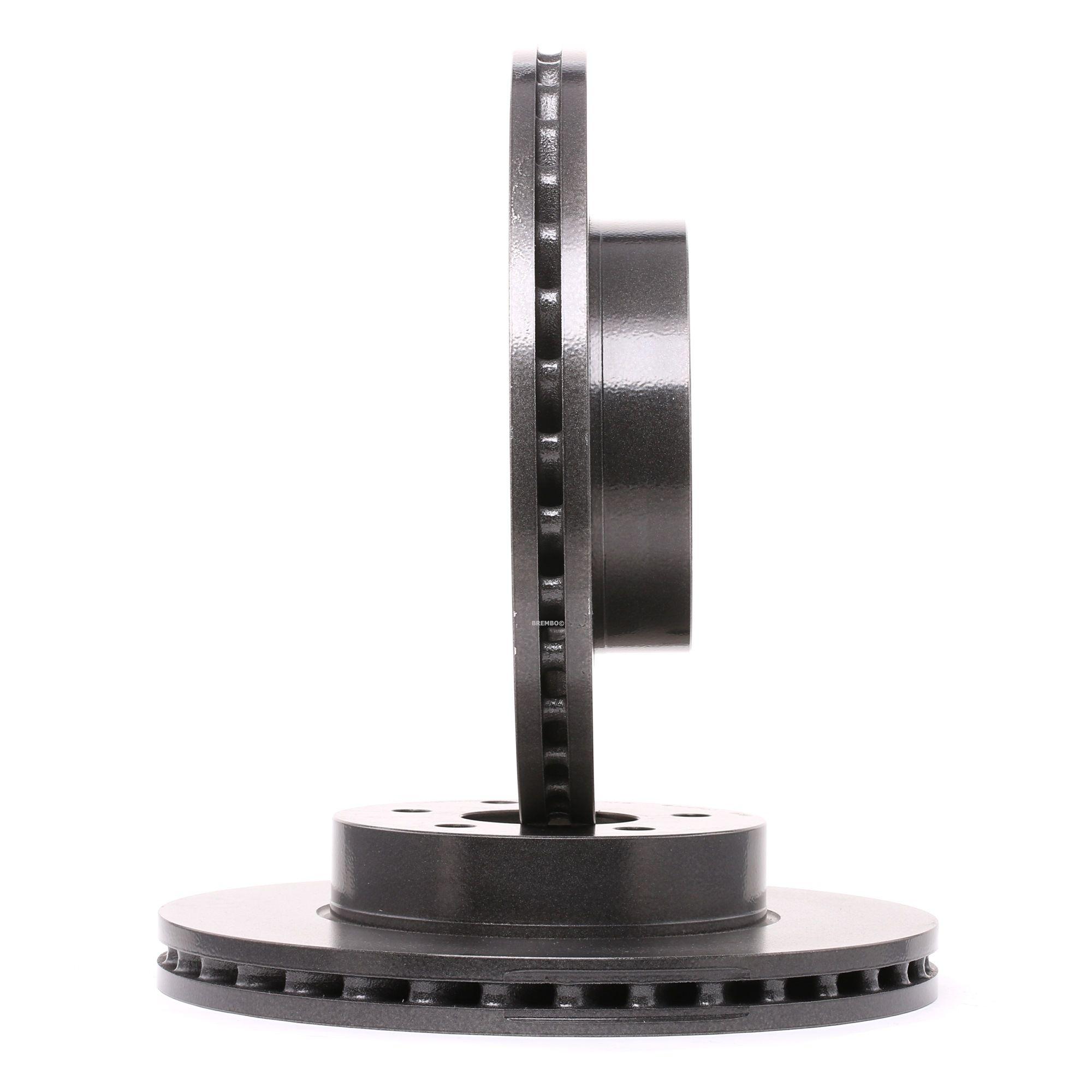 Dischi freno 09.B280.41 con un ottimo rapporto BREMBO qualità/prezzo