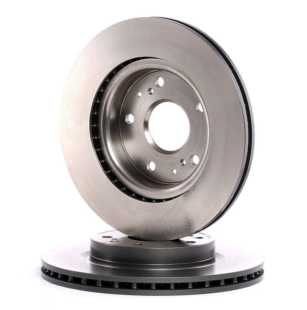 BREMBO: Original Bremsscheibe 09.C047.11 (Ø: 279,5mm, Lochanzahl: 5, Bremsscheibendicke: 22mm)