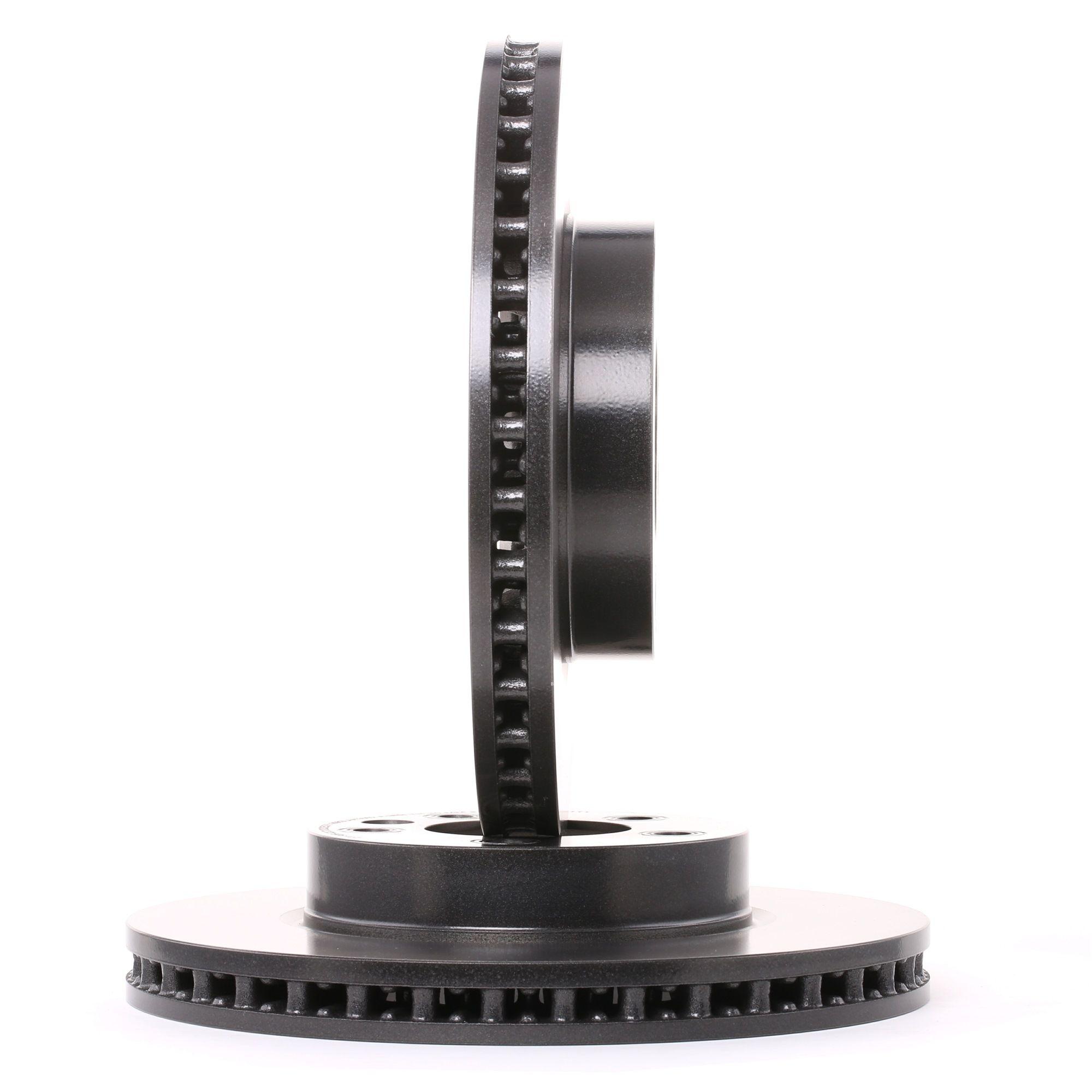 Achetez Disque de frein BREMBO 09.C881.11 (Ø: 330mm, Nbre de trous: 5, Épaisseur du disque de frein: 32mm) à un rapport qualité-prix exceptionnel