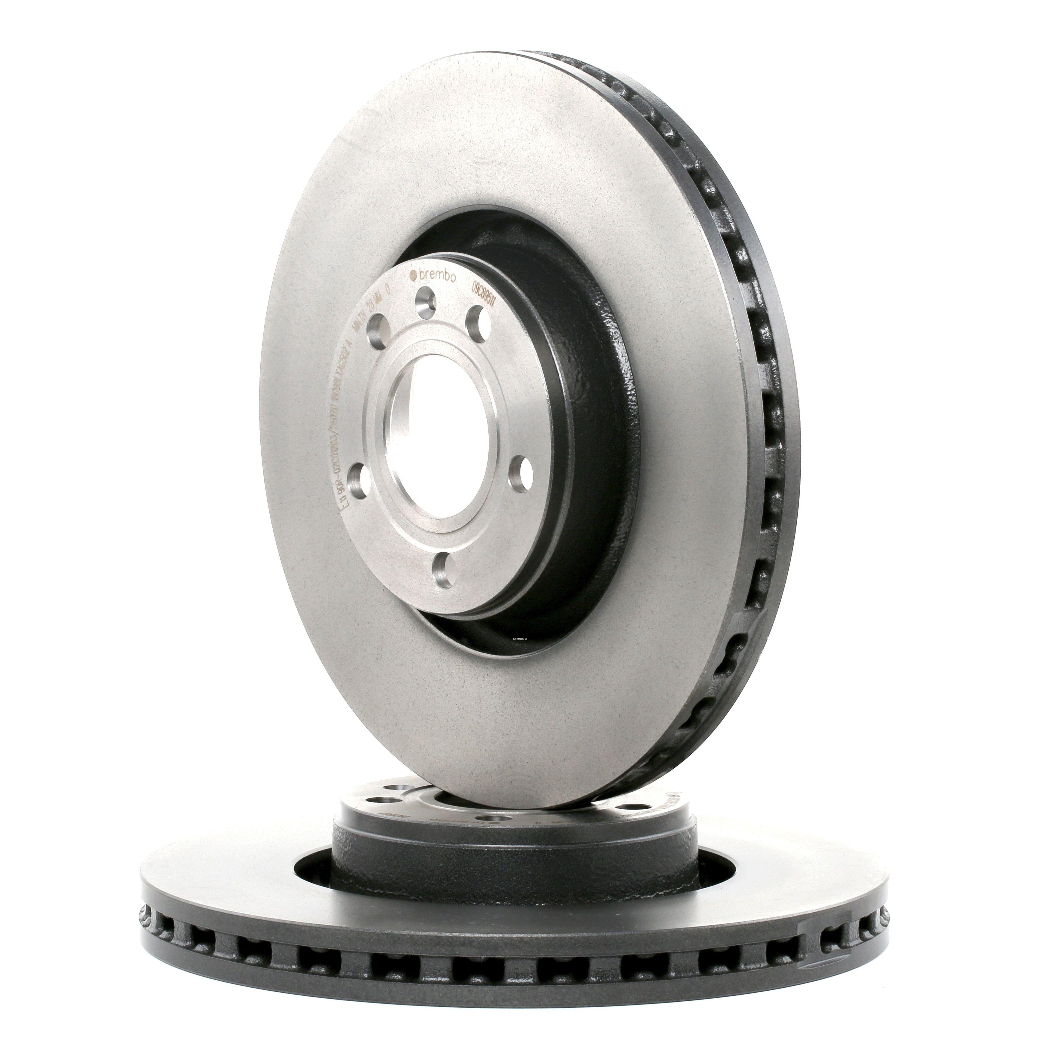 09.C895.11 BREMBO COATED DISC LINE Innenbelüftet, beschichtet, hochgekohlt, mit Schrauben Ø: 321mm, Lochanzahl: 5, Bremsscheibendicke: 30mm Bremsscheibe 09.C895.11 günstig kaufen