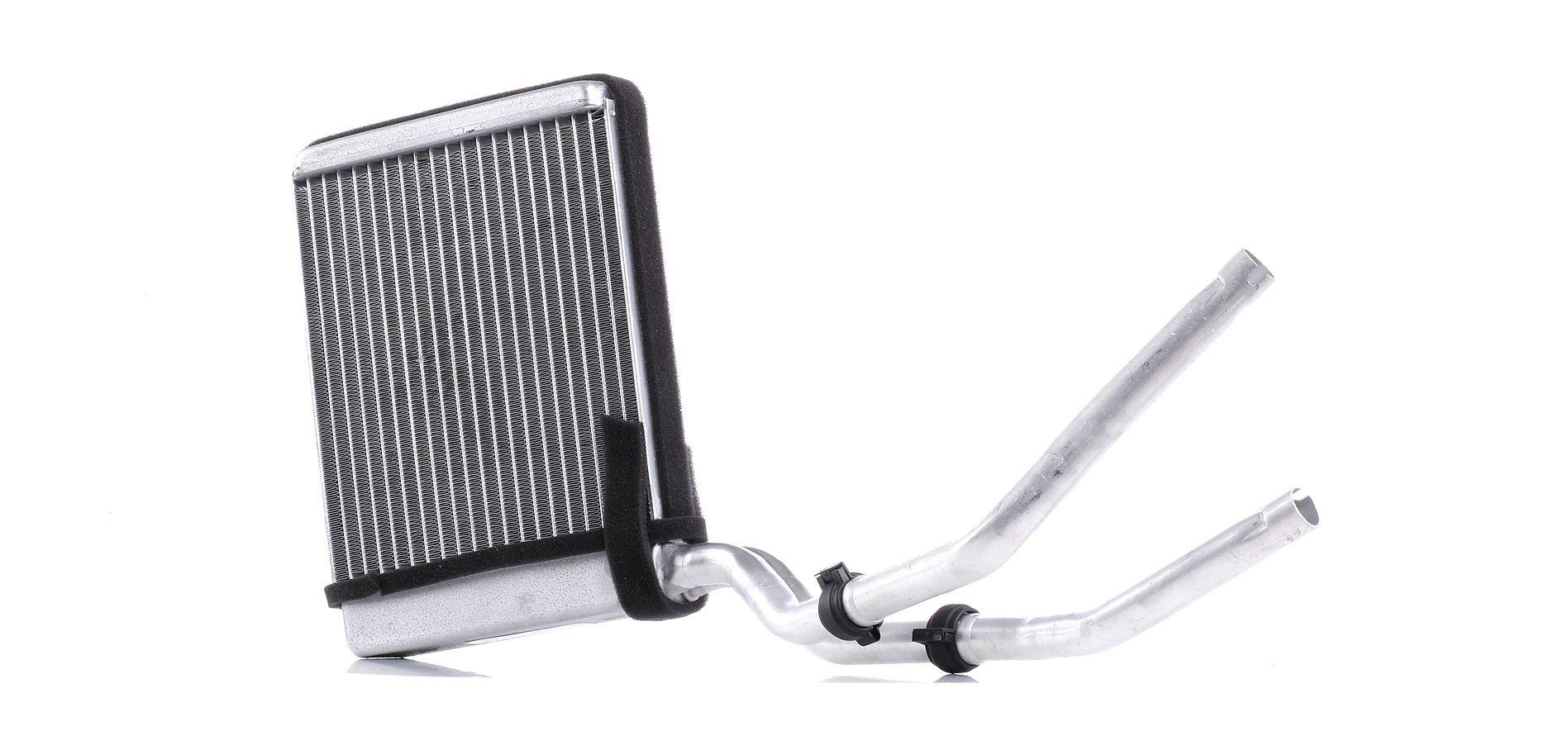 VAN WEZEL: Original Heizungskühler 18006364 (Aluminium, Kunststoff)