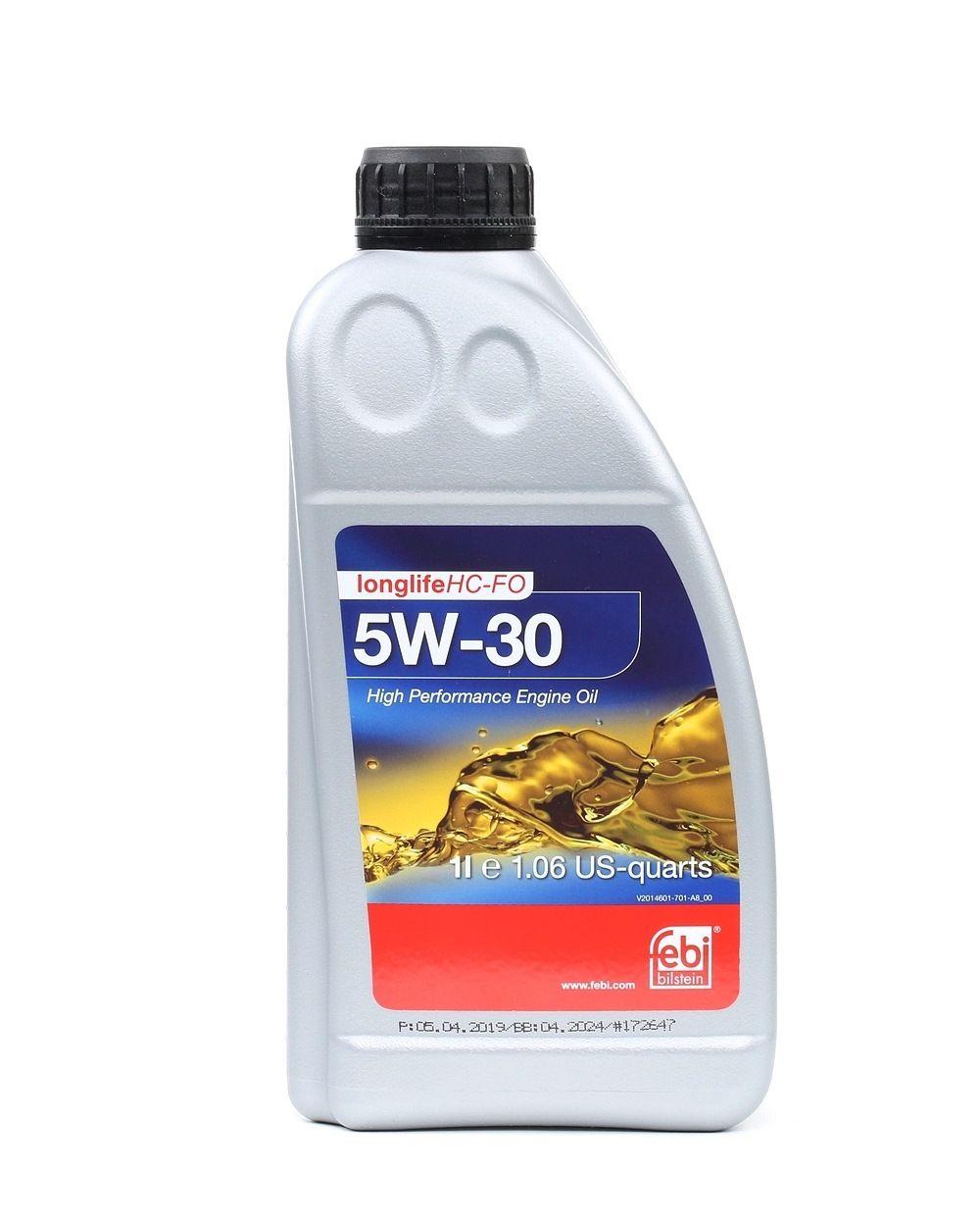 STJLR035003 FEBI BILSTEIN Longlife, HC-FO 5W-30, 1l Motoröl 101150 günstig kaufen