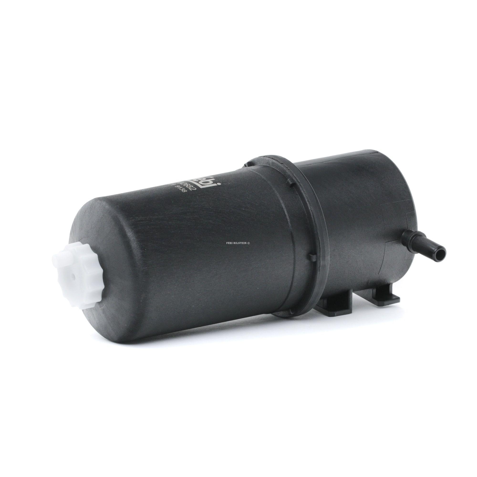 Palivový filtr 102682 s vynikajícím poměrem mezi cenou a FEBI BILSTEIN kvalitou