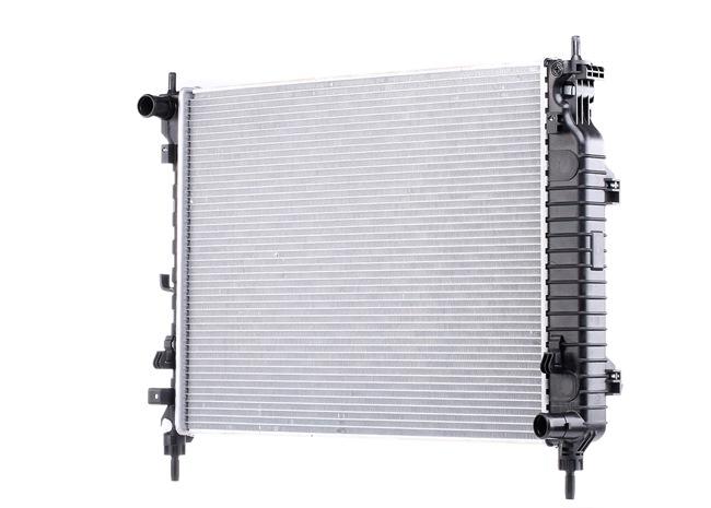 NISSENS: Original Wasserkühler 606255 ()