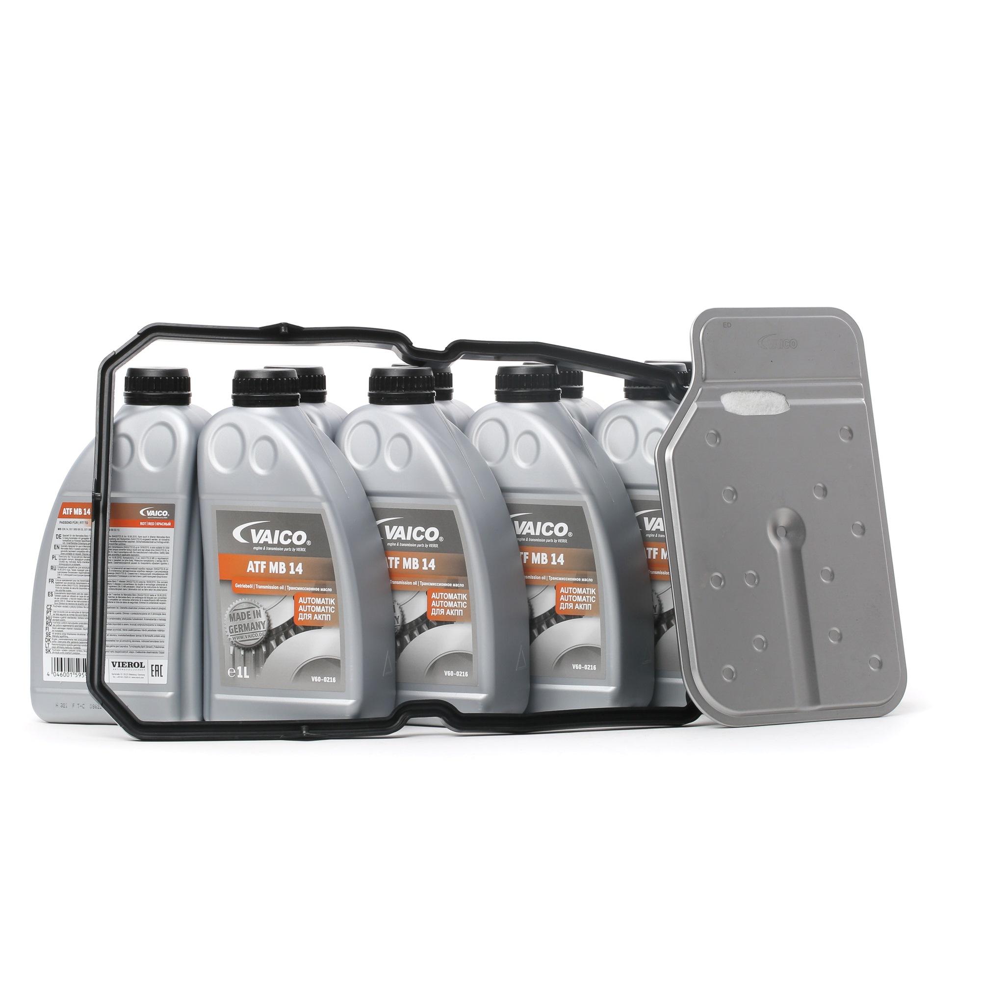 VAICO: Original Teilesatz, Ölwechsel-Automatikgetriebe V30-2258-XXL ()