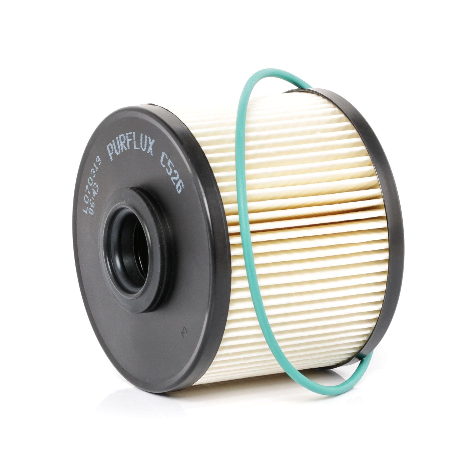 Original CITROËN Palivový filtr C526
