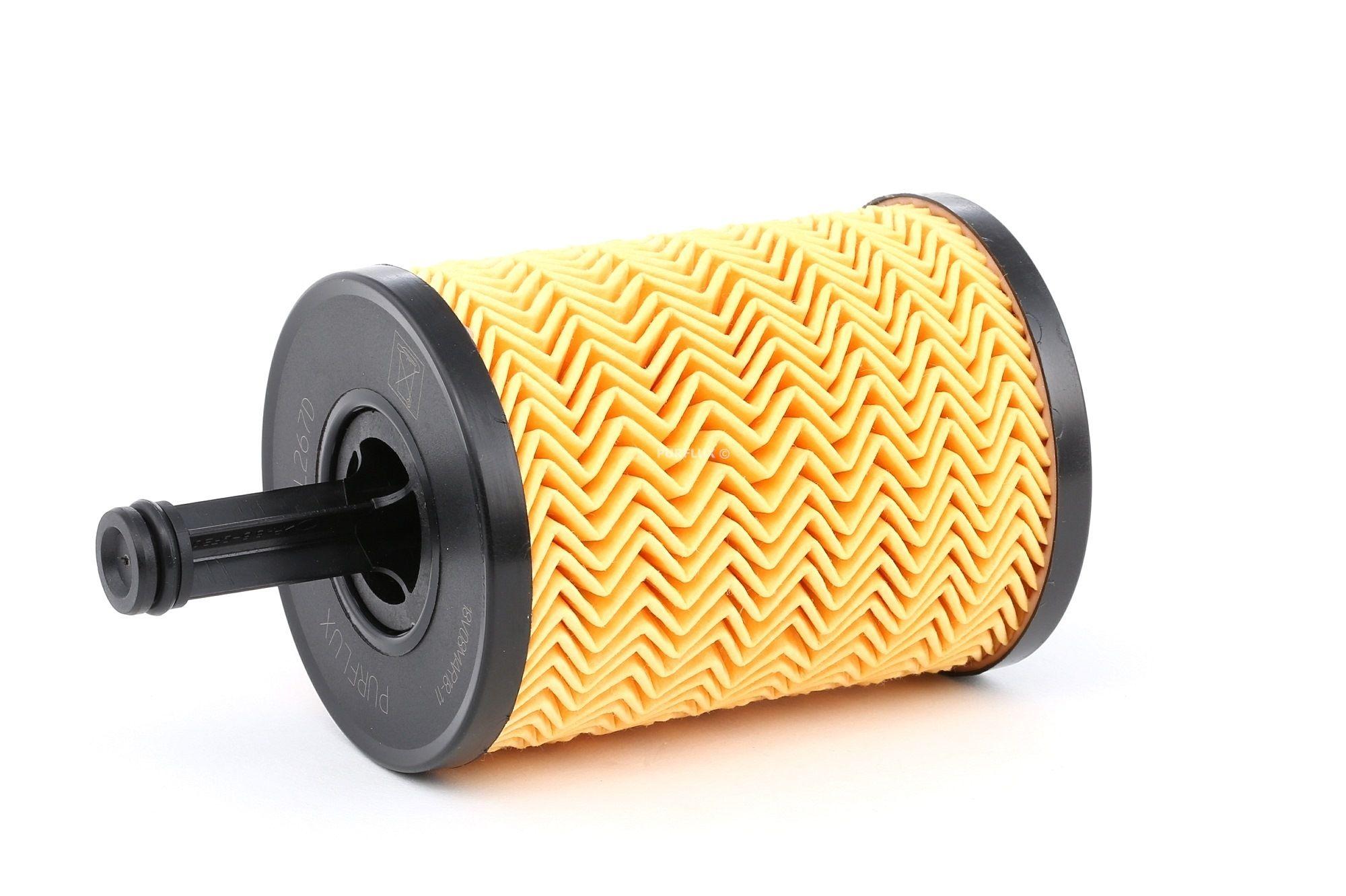 Achetez Filtre à huile PURFLUX L267D (Diamètre intérieur: 28mm, Ø: 71mm, Hauteur: 142mm) à un rapport qualité-prix exceptionnel
