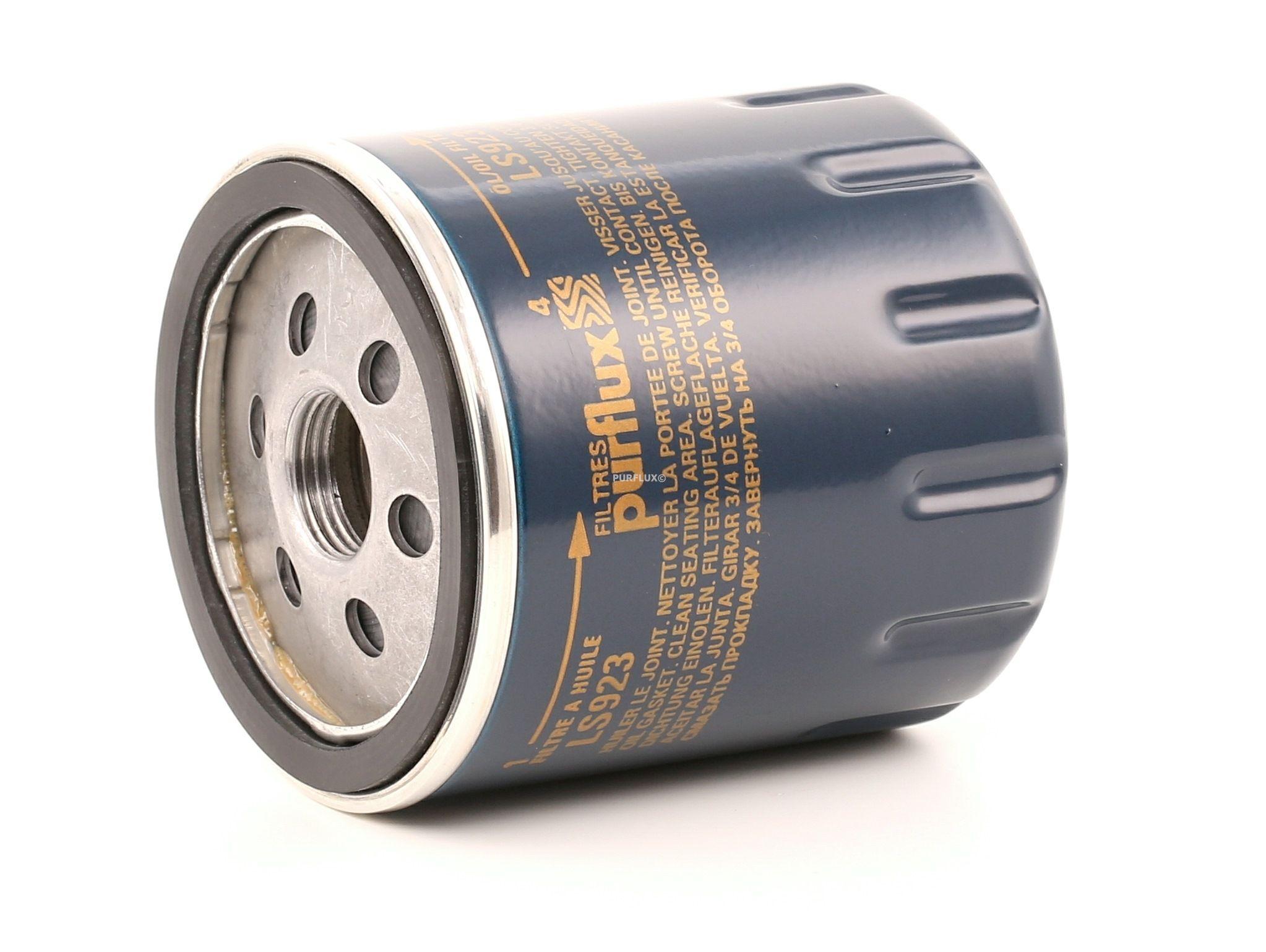 LS923 PURFLUX Anschraubfilter Ø: 76mm, Höhe: 85mm Ölfilter LS923 kaufen