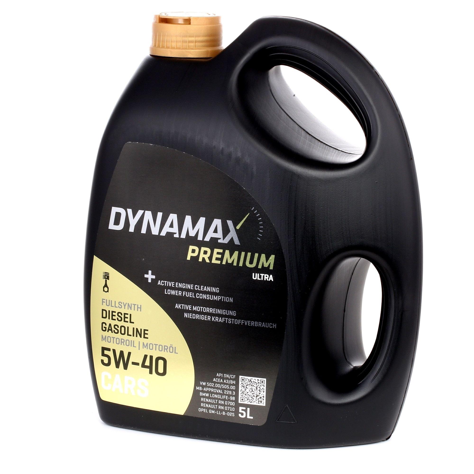 Motorenöl DYNAMAX 501961