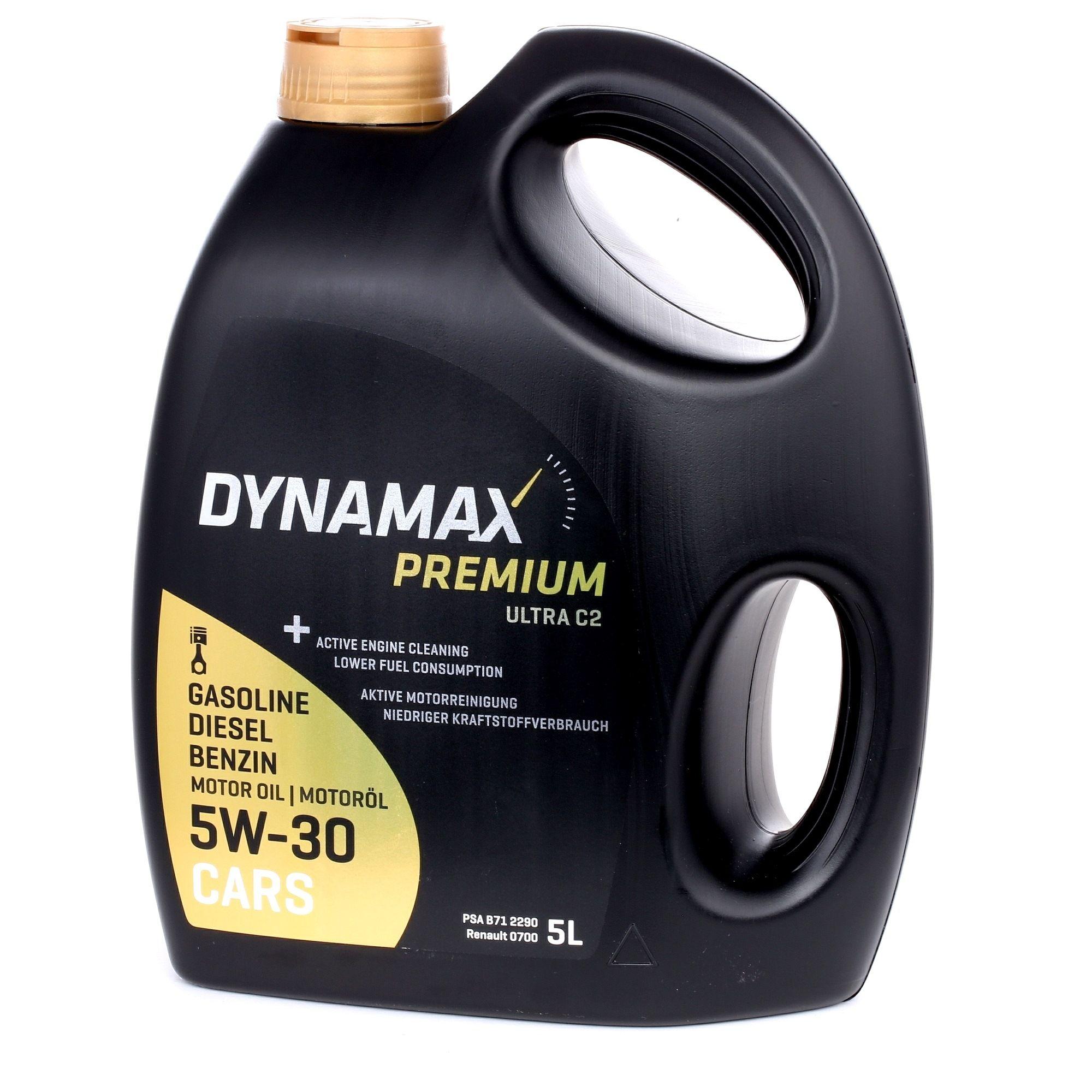 Motoröl DYNAMAX 502074