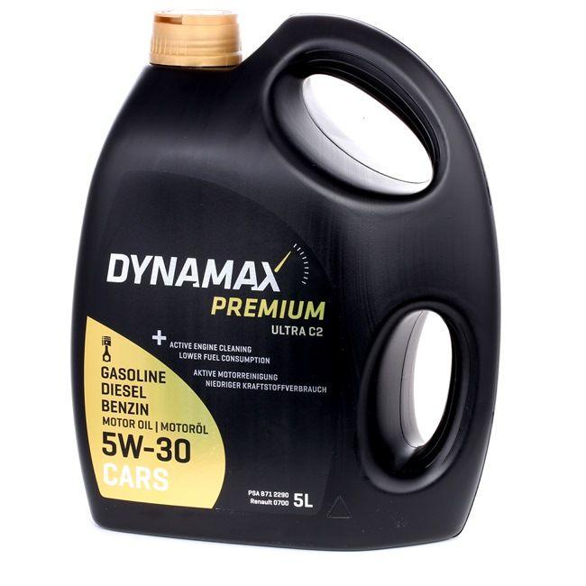 originali DYNAMAX Olio per auto 224881134250031342500 5W-30, 5l, Olio sintetico