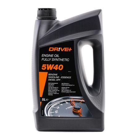 Original Dr!ve+ Motoröl 8712569038418 5W-40, 5l, Synthetiköl