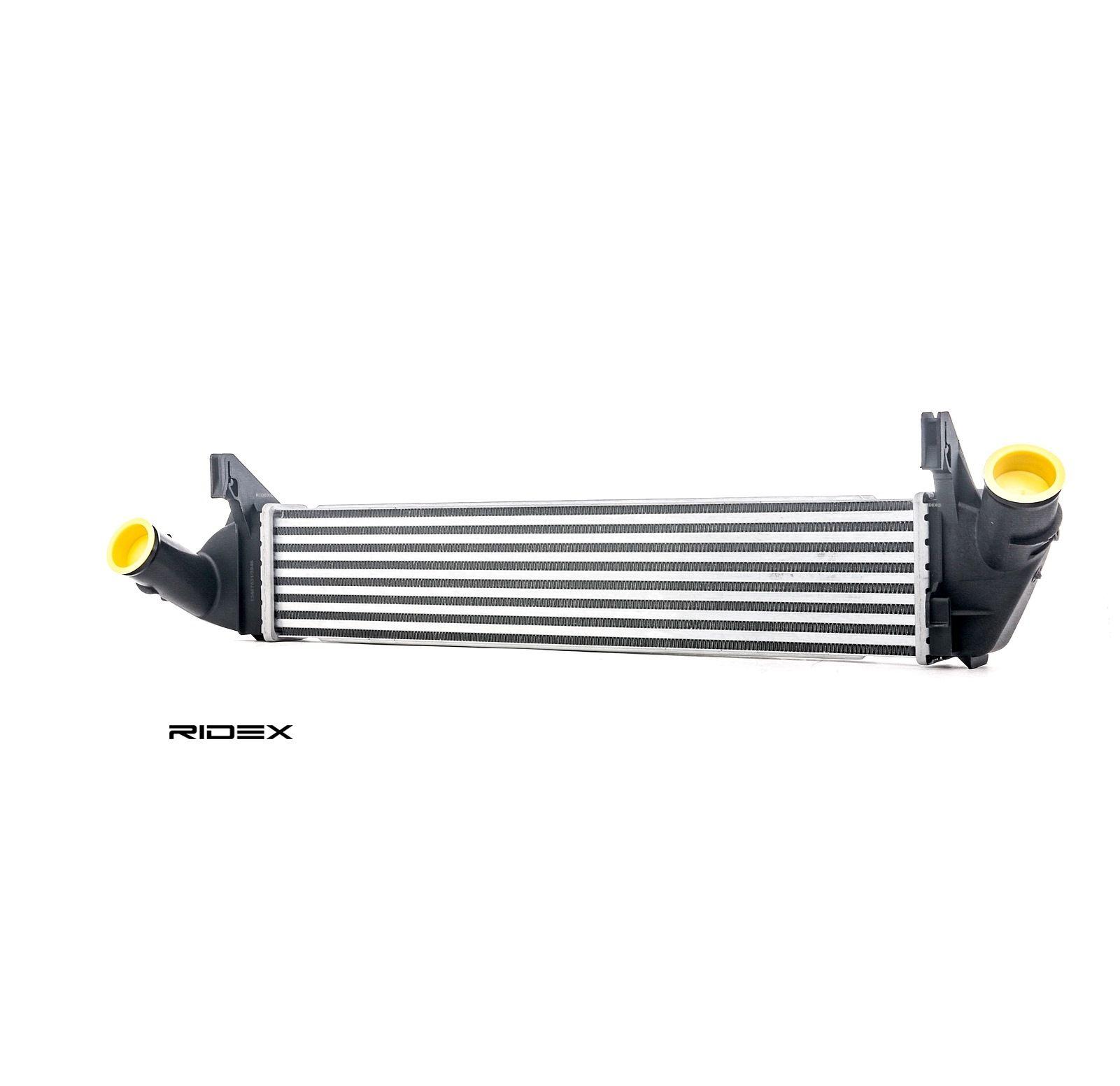 ridex Intercooler RENAULT,DACIA 468I0063 8200409045 Interkoeler, tussenkoeler