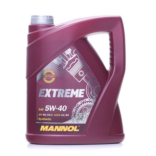 5W-40 Motoröl - 4036021525518 von MANNOL online günstig kaufen